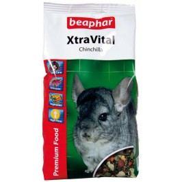 Beaphar  Xtra Vital činčila   - 1kg