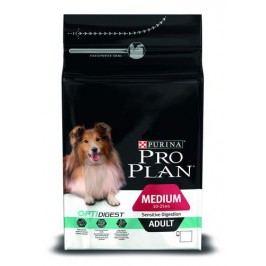 PROPLAN  new   ADULT   MEDIUM digestion  - 14kg + 2,5kg