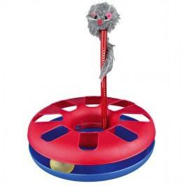 Trixie Bláznivý kruh s myší 24x29cm