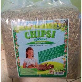 Podestýlka  CHIPSI SUNSHINE  4kg