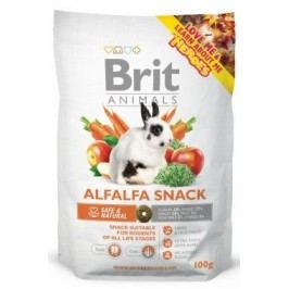 BRIT animals   snack ALFALFA 100g