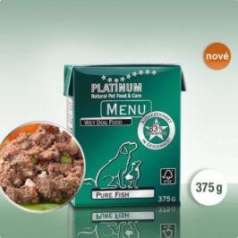 Platinum Menu Ryba 375 g