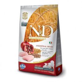 N&D Low Grain Puppy Chicken & Pomegranate 800 g