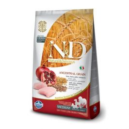 N&D Low Grain Adult M/L Chicken & Pomegranate 2,5 kg