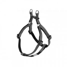 Postroj nylon soft Grip 40-56 cm/15 mm šedý