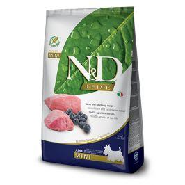 N&D Prime Adult Mini Lamb & Blueberry 7 kg