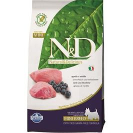 N&D Prime Adult Mini Lamb & Blueberry 800 g