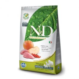 N&D Prime Adult M/L Boar & Apple 2,5 kg