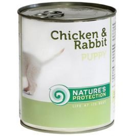 Nature's Protection konzerva Puppy Chicken&Rabbit 200 g