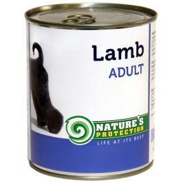 Nature's Protection konzerva Adult Lamb 800 g
