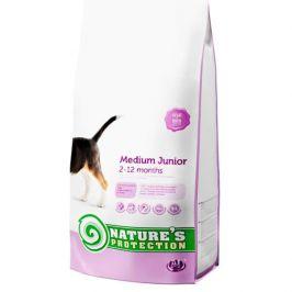 Nature's Protection Dry Junior Medium 2 kg