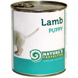 Nature's Protection konzerva Puppy Lamb 800 g