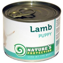 Nature's Protection konzerva Puppy Lamb 200 g