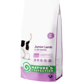 Nature's Protection Dry Junior Lamb 500 g