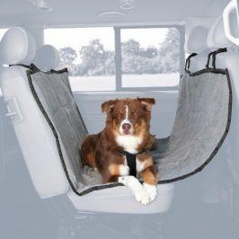 Autopotah za zadní sedadla fleece/polyester 145x160 cm