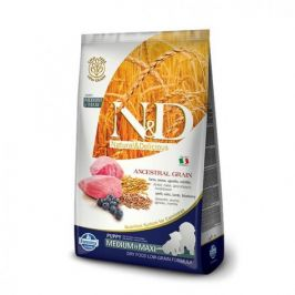 N&D Low Grain Puppy M/L Lamb & Blueberry 12 kg