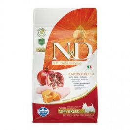 N&D Grain Free Pumpkin Adult Mini Chicken & Pomegranate 800 g