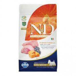 N&D Grain Free Pumpkin Adult Mini Lamb & Blueberry 800 g