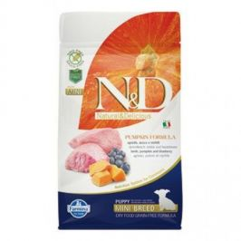 N&D Grain Free Pumpkin Puppy Mini Lamb & Blueberry 800 g