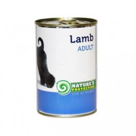 Nature's Protection konzerva Adult Lamb 200 g