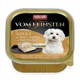 VomFeinsten CORE kuřecí, jogurt + vločky pro psy 150g