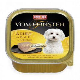 VomFeinsten CORE hovězí, vejce + šunka pro psy 150 g