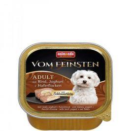 VomFeinsten CORE hovězí, jogurt + vločky pro psy 150 g