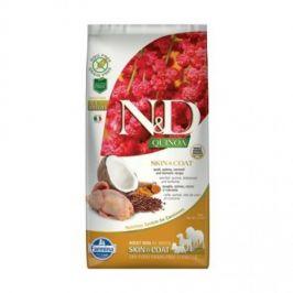N&D Grain Free Quinoa Skin&Coat Quail & Coconut 7 kg