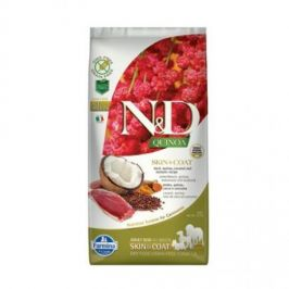 N&D Grain Free Quinoa Skin&Coat Duck & Coconut 7 kg