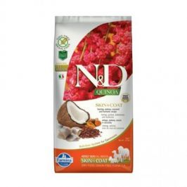 N&D Grain Free Quinoa Skin&Coat Herring & Coconut 7 kg