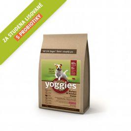 Yoggies Kuřecí a hovězí maso 4 kg