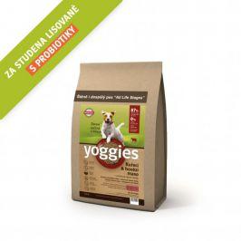 Yoggies MINI Kuřecí a hovězí maso 1,2 kg