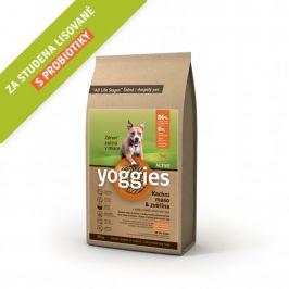 Yoggies Active kachna a zvěřina 20 kg