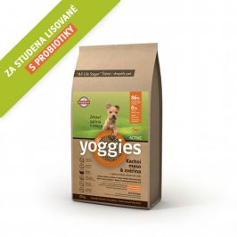 Yoggies MINI Active kachna a zvěřina 20 kg