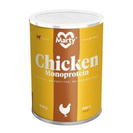 MARTY konz. Monoprotein kuřecí 400 g