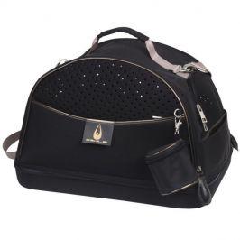 Přepravní taška Alexia 3v1 černá do 7 kg 44x31x30 cm