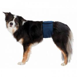 Inkontinenční pás pro psa S 29-37 cm tmavě modrý