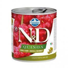 N&D Quinoa Skin&Coat Duck & Coconut 285 g