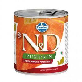 N&D Pumpkin Puppy Chicken & Pomegranate 285 g
