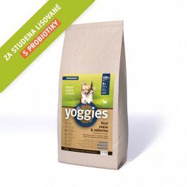 Yoggies MINI Kozí maso a zelenina 15 kg