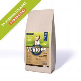 Yoggies MINI Kozí maso a zelenina 20 kg