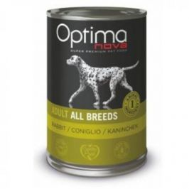 OPTIMAnova Grain Free konz. Rabbit 400 g