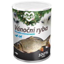 MARTY konz. - vánoční ryba 400 g