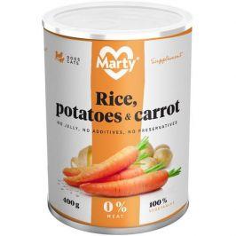 MARTY konz. zeleninový příkrm 400 g