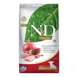 N&D Prime Puppy Mini Chicken & Pomegranate 2,5 kg