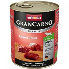 GranCarno Sensitiv čisté hovězí 800 g