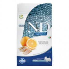 N&D Ocean Adult Mini Herring & Orange 800 g