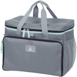 Cestovní taška/organizér BAGSTER šedý 38x19x30 cm