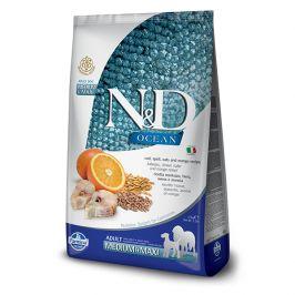 N&D Low Grain Ocean Adult M/L Codfish & Orange 12 kg