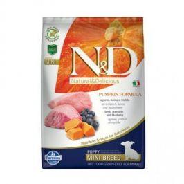 N&D Grain Free Pumpkin Puppy Mini Lamb & Blueberry 7 kg